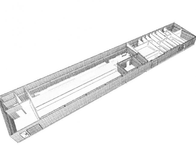 Neubau einer  eingeschossigen Produktionsküche