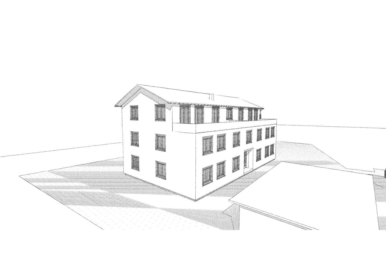 Neubau eines MFH mit 8 Wohneinheiten
